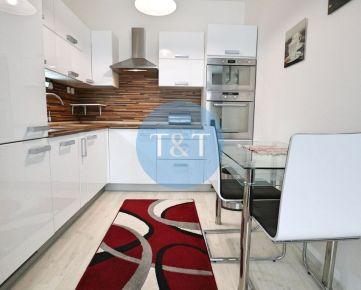 Slnečný 2 izbový byt v obľúbenej novostavbe Račany Bianco na ulici Pri vinohradoch v Rači