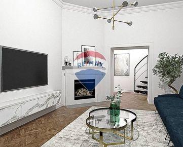 predaj 6 izbového bytu - 225 m2