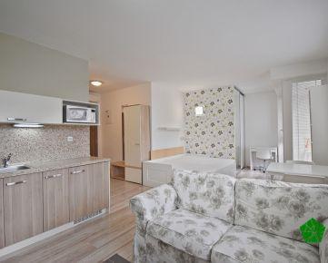 Krásny moderný zariadený 1 izbový byt, BA I. Staré Mesto, Ľadová ulica