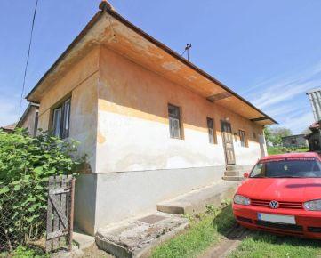 Predaj rodinného domu v obci Skýcov, okres Zlaté Moravce