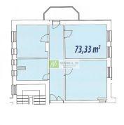 2-izb. byt 73m2, kompletná rekonštrukcia
