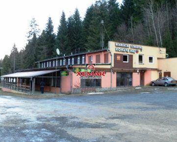 """Predaj- lyžiarske, turistické a """"Rekreačné stredisko Kokava-Háj"""" okr. Poltár"""