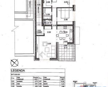 Krásne 3 i byty v Dvojdome- vlastné kúrenie,štandard,terasa,parkovanie vo dvore!!!