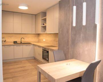 Zariadená NOVOSTAVBA 2-izb. bytu v absolútnom centre Pezinka