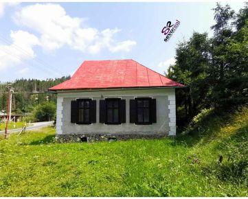 MUROVANÝ DOM priamo pod lyžiarskym strediskom SKI GUGEL, obec MLYNKY, okr. Spišská Nová Ves