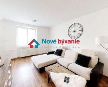PRENÁJOM - 2 izbový byt Košice Sever