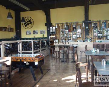 Ponúkame na odstúpenie zabehnutú prevádzku pivárne na Kolárovej ulici