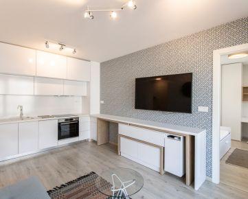 Ponúkame EXKLUZÍVNE na prenájom 2,5-izbový byt novostavba Urban Residence.