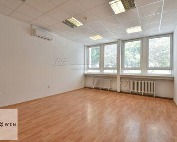 Prenájom: kancelárske priestory, Pluhová ul, Bratislava - Nové Mesto