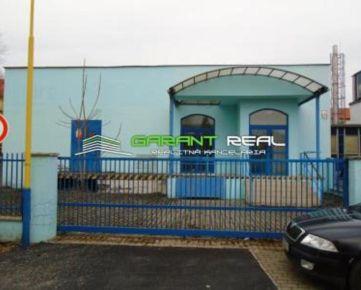 GARANT REAL - predaj komerčný objekt 560 m2, Prešov