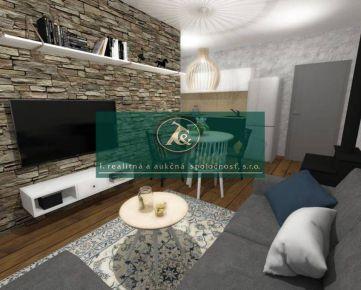 Aukcia - päťizbový mezonet, výmera 126 m², Mýto pod Ďumbierom