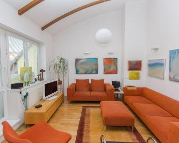 IMPEREAL - predaj -  Moderný 5-izbový mezonetový byt s terasou a dvojgarážovým miestom, Šustekova ul., Bratislava V.