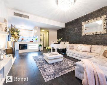 Arvin & Benet | Exkluzívny byt s veľkou predzáhradkou v žiadanej časti Koliby