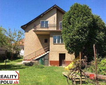 Rodinný dom Žilina na predaj, v mestskej časti Bytčica