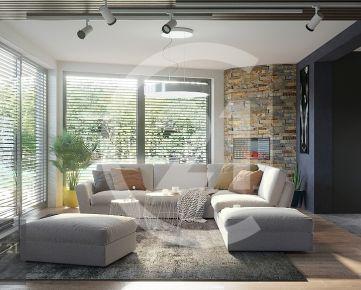CENTURY 21 Golden Real ponúka -Novostavba rodinného domu pre modernú rodinu, Čermeľ