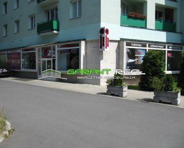 GARANT REAL - predaj obchodný priestor 140 m2, Prešov, širšie centrum