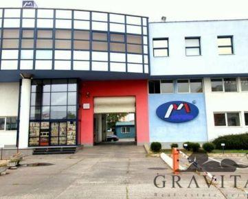 Predaj administratívnej budovy na Vajnorskej, Bratislava - Nové Mesto