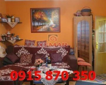 Exkluzívne na predaj 1 izbový tehlový byt v Banskej Bystrici, mestská časť – Uhlisko