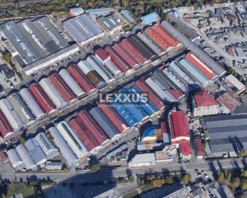 LEXXUS-PREDAJ, zateplená skladová hala s obchodným priestorom, BA III.