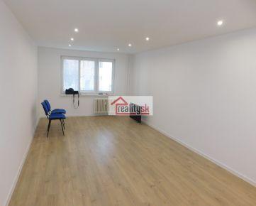 Banská Bystrica, Fončorda – prenájom kompletne zrekonštruovaného 2,5 izbového bytu