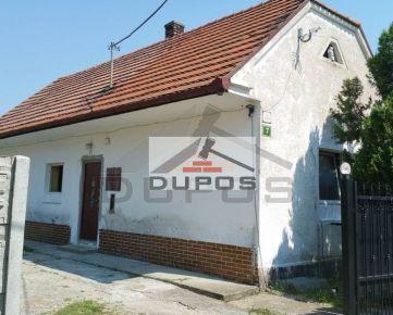 DUPOS - Dražba rodinný dom s pozemkom / Zlaté Klasy-Rastice