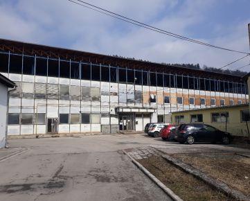 Dražba-výrobná hala-bytové a nebytové budovy, pozemky.