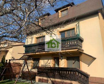 PREDAJ viac generačný rodinný dom - Sĺňavská, Pod. Biskupice, BA II