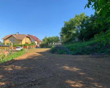 LEXXUS-PREDAJ, rezidenčný pozemok pri lese so stav. povolením, BA IV