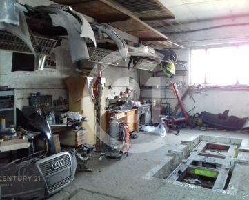 Prenájom auto klampiarskej dielne v Nitre-REZERVOVANÉ