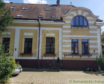 Predaj časti Historickej budovy s obytnými jednotkami v Sládkovičove