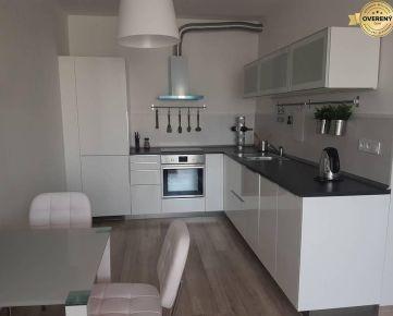 PRENÁJOM -  2 izbový byt v novostavbe s klimatizáciou - Nitra