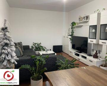 TRNAVA REALITY - zaujímavý 3 izb. byt s loggiou v meste Galanta