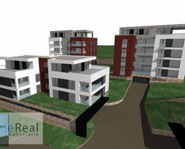 NOVÉ BYTY: 3-izbové byty, terasa, garáž - Rezidencia Horská