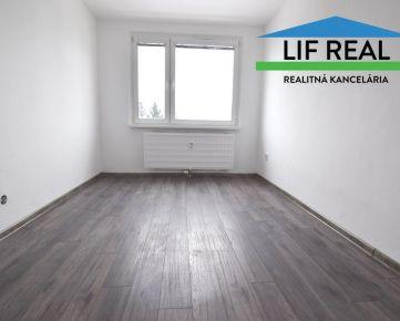 REZERVOVANÉ - EXKLUZÍVNE - 3 izbový byt Ľadoveň