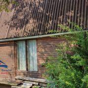 Záhradná chata 15m2, pôvodný stav