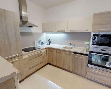 Na prenájom pekný, komplet zariadený 2 izbový byt v novostavbe v Trenčíne, ulica K Výstavisku.