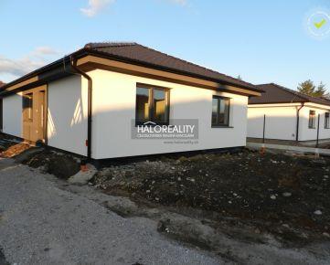 HALO REALITY - Predaj, rodinný dom Partizánske - NOVOSTAVBA - EXKLUZÍVNE HALO REALITY