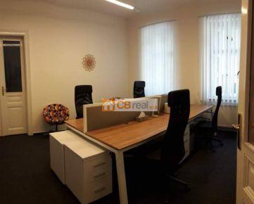 Reprezentatívny administratívny priestor v blízkosti OC EUROVEA, Jakubovo nám.