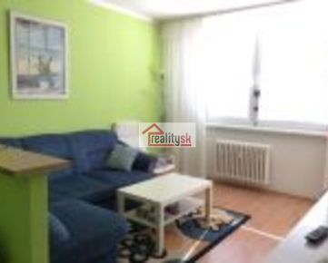 1-izbovy byt na prenajom