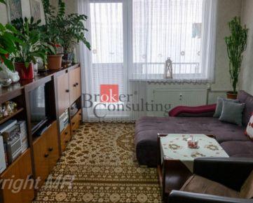 2-izb. byt, Furča – Jegorovovo nám, 58m2, lodžia, pôv. stav, 7.p
