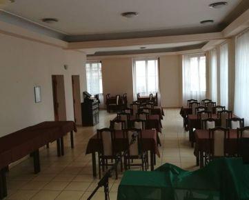 Prenájom: hotelová kuchyňa s jedálňou