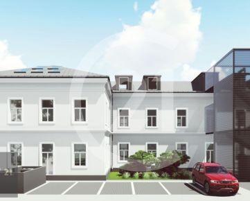 CENTURY 21 Realitné Centrum ponúka -3. izb. B 8/3,126 m2 - Luxusné bývanie v samom srdci mesta