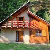 Chata, rekreačný domček 114m2, kompletná rekonštrukcia