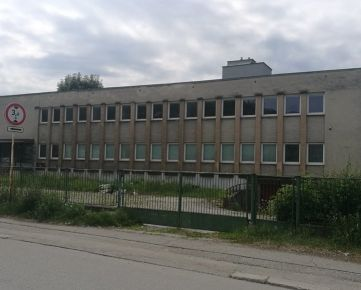 Na predaj Žilina širšie centrum administratívna budova - so štúdiou prestavby