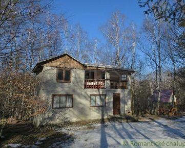 Chata v krásnom prostredí v katastri obce Trebejov
