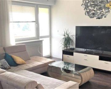 Priestranný 4i byt s 2 balkónmi v Bratislave na prenájom