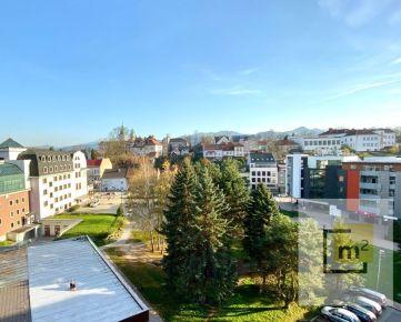 REZERVOVANÉ Pekný a slnečný byt v úplnom centre Ružomberka