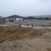 Pozemok pre rodinné domy 720m2
