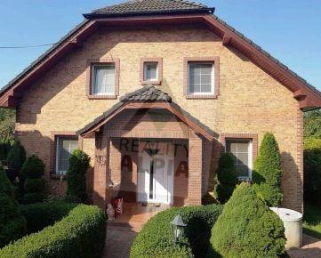 Štýlový rodinný dom na predaj, Nemečky
