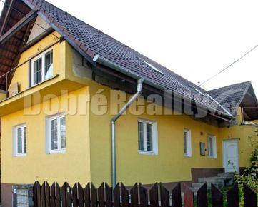 Predáme rodinný dom v obci Kováčová, okres Zvolen